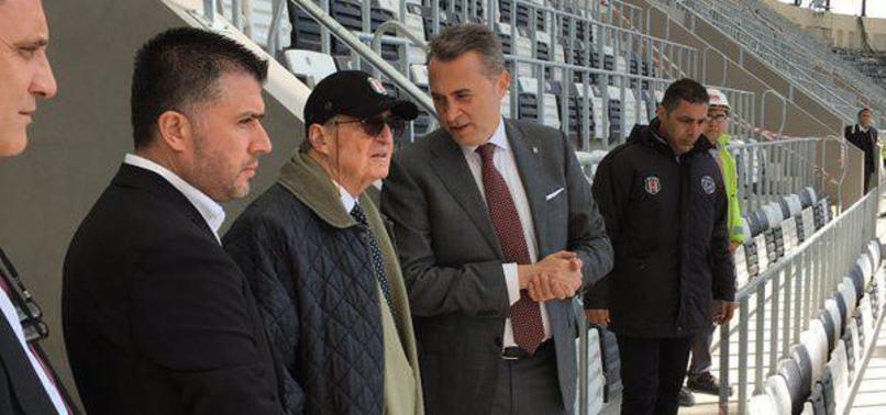 Beşiktaş iş dünyasını Vodafone Arena'da ağırladı
