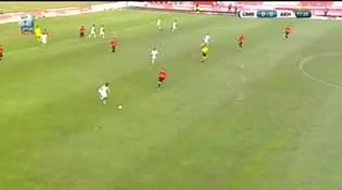 Ümraniyespor: 0 - Akhisar Belediyespor: 1