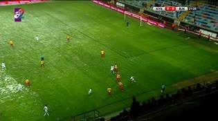 Kayserispor: 0 - Beşiktaş: 1