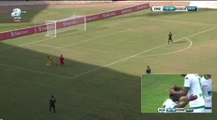 Akın Çorap Giresunspor: 1 -  Cizrespor: 0