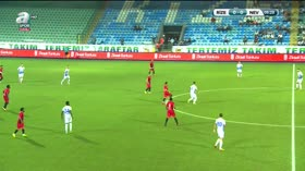 Çaykur Rizespor: 1 Nevşehirspor Gençlik: 0