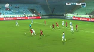 Çaykur Rizespor: 3 Nevşehirspor Gençlik: 0