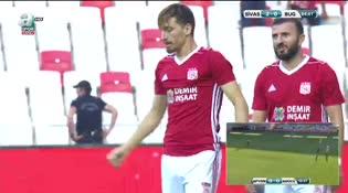 Demir Grup Sivasspor: 3 BUGSAŞ Spor: 0