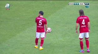 Sivasspor: 1 - Bugsasspor: 0