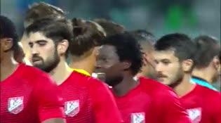 Çaykur Rizespor: 3 Nevşehirspor Gençlik: 0  (ÖZET)