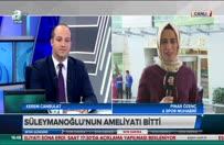 Naim Süleymanoğlu ameliyatı sona erdi