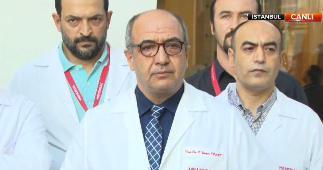 Süleymanoğlunun doktorundan açıklama