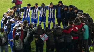 BB Erzurumspor: 0 - Trabzonspor: 4   (ÖZET)