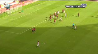 Antalyaspor: 1 - Orhangazispor: 0