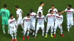 Grandmedical Manisaspor: 1 - Beşiktaş: 1 (ÖZET)