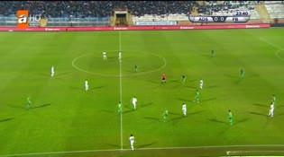 Adana Demirspor: 0 - Fenerbahçe: 1