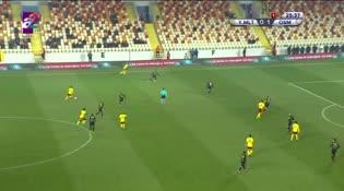 Evkur Yeni Malatyaspor: 1 - Osmanlıspor: 1