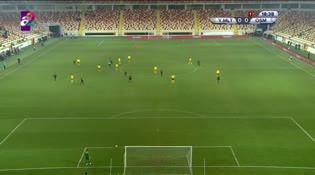 Evkur Yeni Malatyaspor: 0 - Osmanlıspor: 1