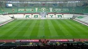 Atiker Konyaspor: 2 - Batman Petrolspor: 0 (ÖZET)