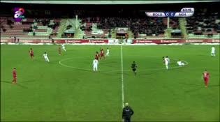 Boluspor: 0 - TM Akhisar Belediyespor: 1