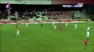 Boluspor: 1 - TM Akhisarspor: 1