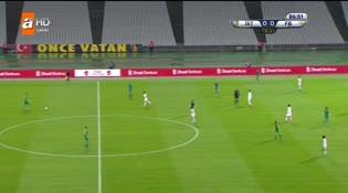 İstanbulspor: 0 - Fenerbahçe: 1