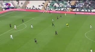 Bursaspor: 2 - Gençlerbirliği: 1
