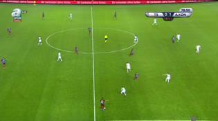 Trabzonspor: 1 - Atiker Konyaspor: 1