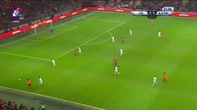 Galatasaray: 2 - Atiker Konyaspor: 1