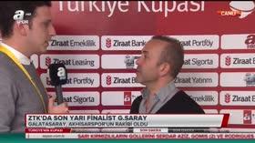 Mehmet Özdilek: Rotasyon yapmak zorundaydık