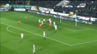 Akhisarspor 1-1 Galatasaray