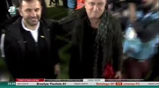 Akhisarspor: 1 Galatasaray: 2 (GENİŞ ÖZET)