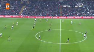 Beşiktaş: 1 - Fenerbahçe: 0