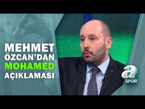 Mehmet Özcan, Mostafa Mohemed'in Dönüş Tarihini Açıkladı / Spor Ajansı / 20.04.2021